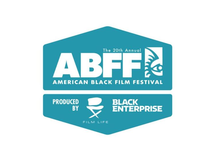 Boris Kodjo and Nicole Ari Parker at ABFF 2017