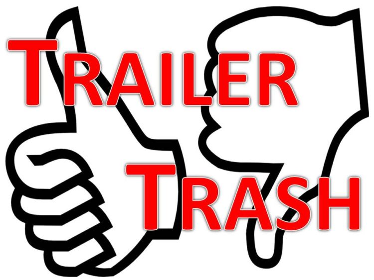 Trailer Trash: Space Thriller Edition