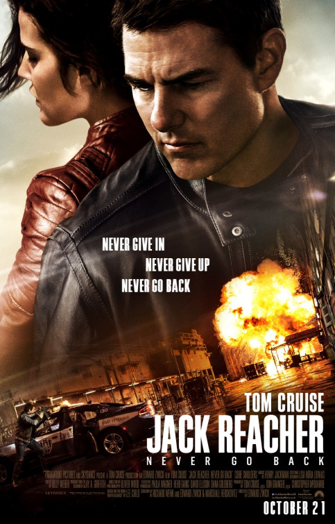 Jack Reacher 2: Never Back Down