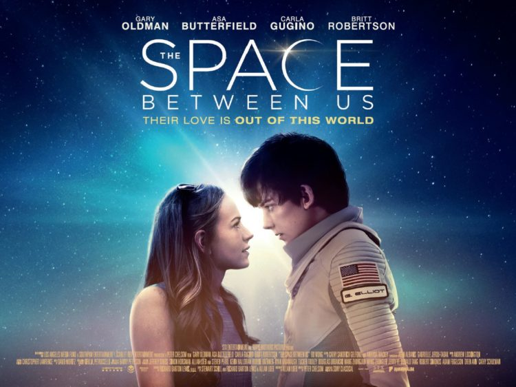 The Space Between Us Review