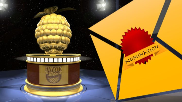 2018 Razzie Award Nominations