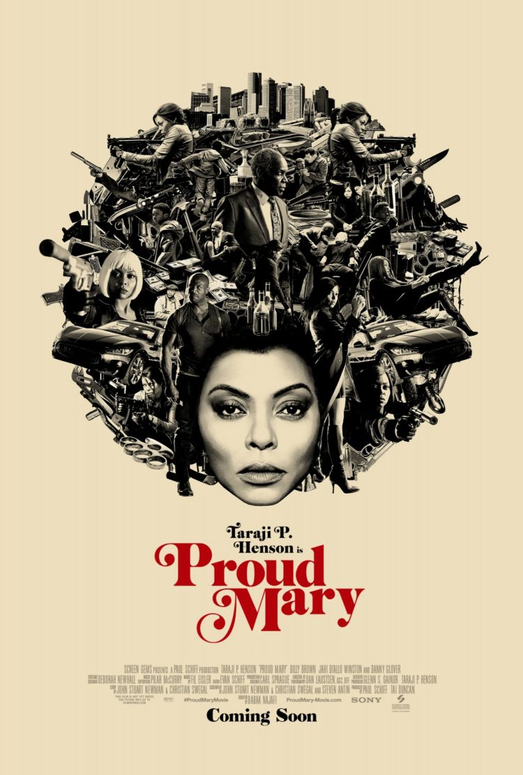 Proud Mary Review
