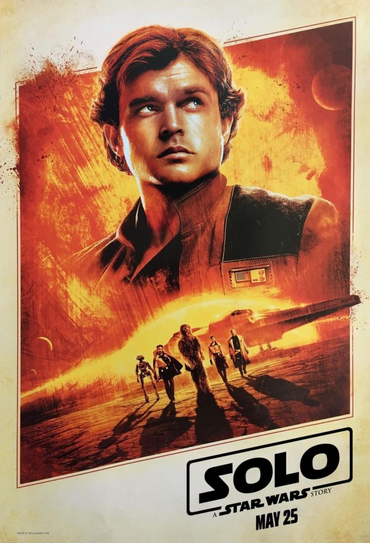 Solo: A Star Wars Movie Review