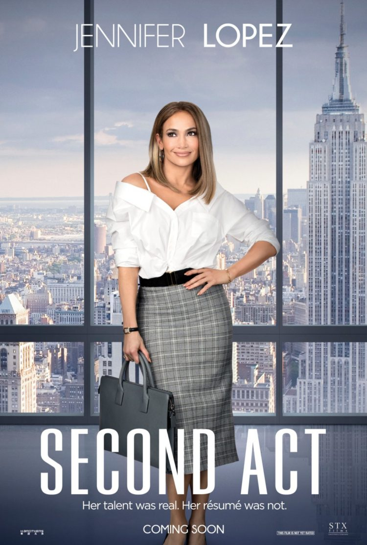 Second Act Review