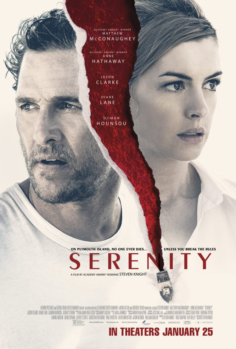 Serenity Review