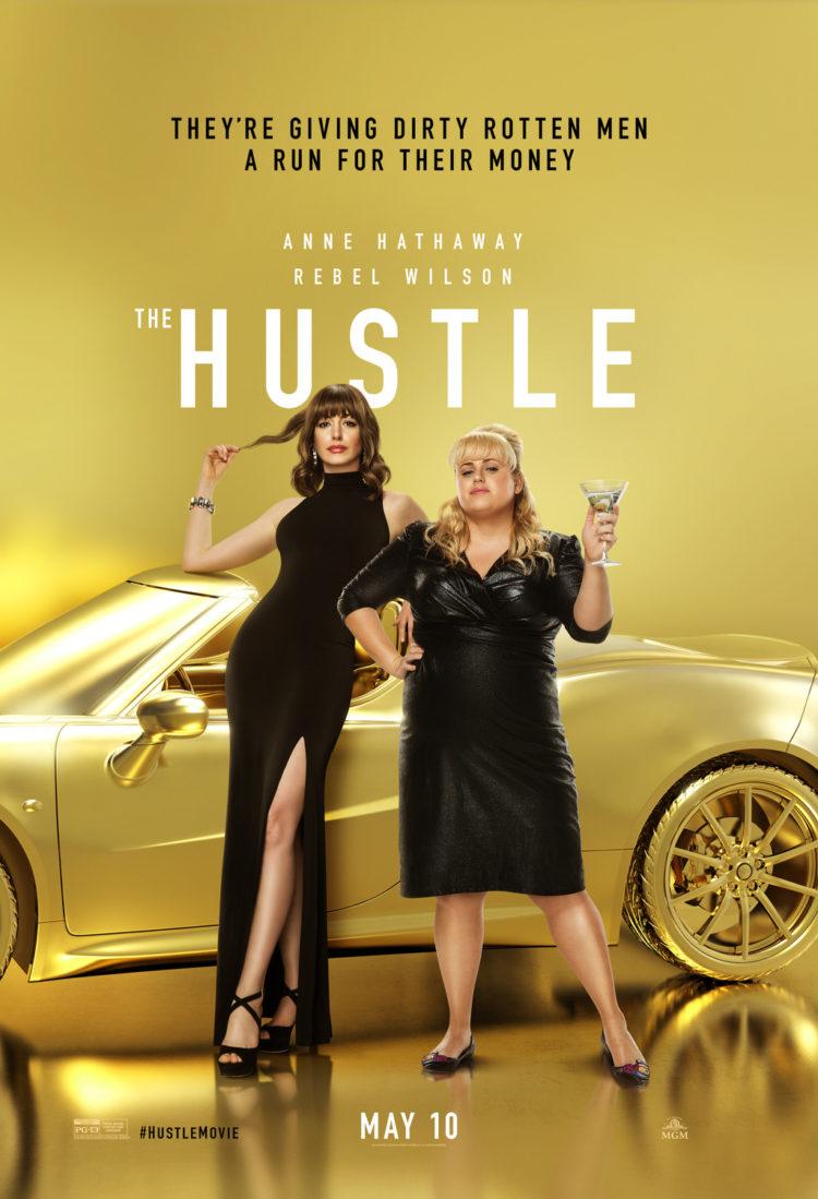 The Hustle Review