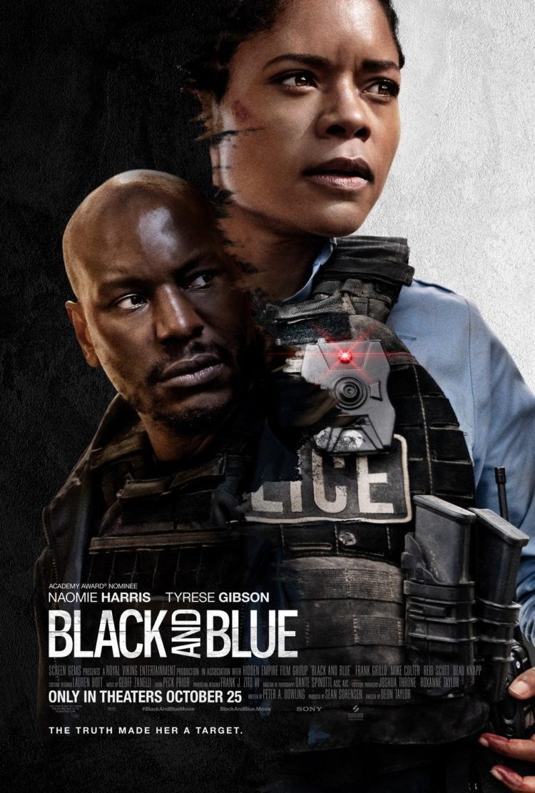 Black & Blue Review