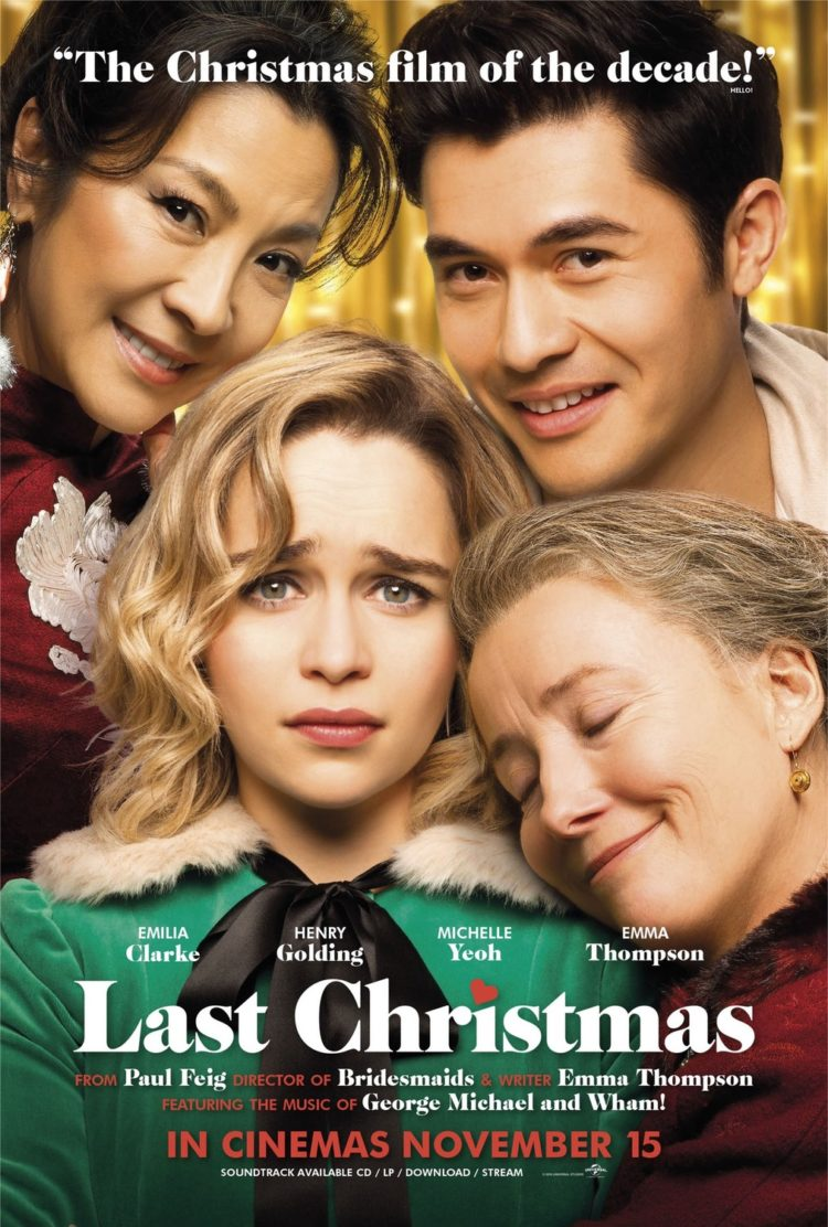 Last Christmas Review